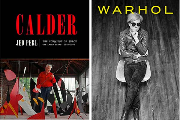 Calder and Warhol, From Two Opposing Worlds