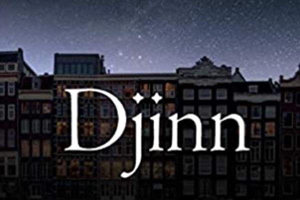 Cover of Djinn by Tofik Dibi