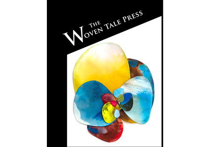 Cover of VOl. IX #3 of The Woven Tale Press by Rhia Hurt