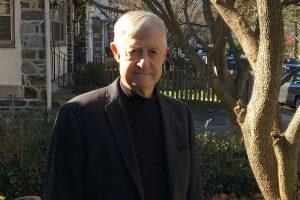 Headshot of writer Richard Wertime