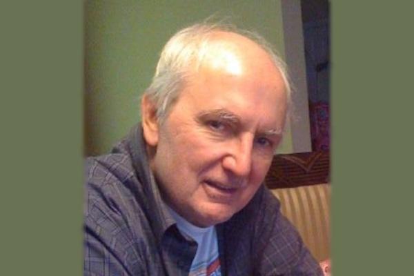 Headshot of writer Jim Meirose