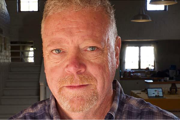 headshot of Ken Taylor