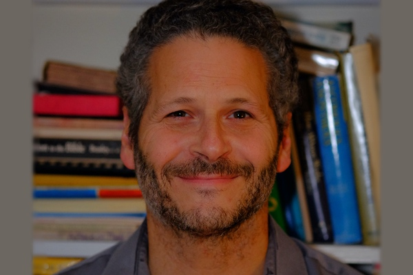 Headshot of poet Paul Hostovsky