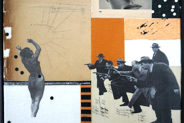 Collage: One Artist's Answer to Writers Block