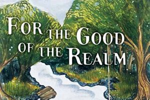 Cover of For the Good of the Realm by Nancy Jane Moore