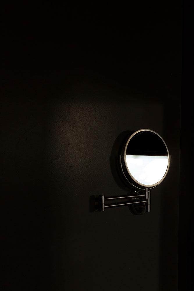 Eternal Light, Eternal Depths dye-sublimation onto aluminum 24'' x 16'' edition of 11